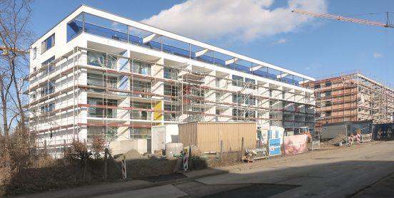 GWH   Wohnungsbau