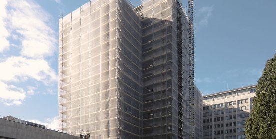 Wintershall | Umbau und Sanierung